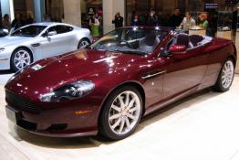 Aston Martin A9